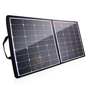 Best Portable Generators Poweradd 100W Solar Charger