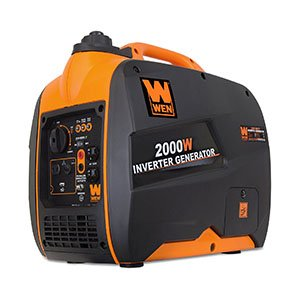 Best Portable Generators WEN 56200i Super Quiet 2000-Watt Portable Inverter Generator