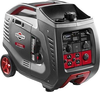 Briggs & Stratton P3000 Power Smart Series Inverter Generator review