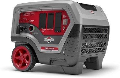 Briggs & Stratton 30675 Q6500 Inverter Generator review