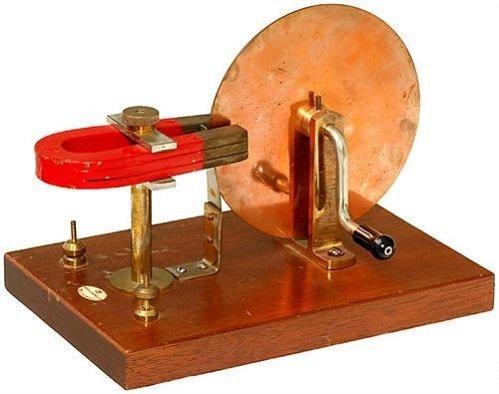 faraday disc generator